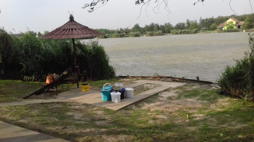 Jezero Laguna Batasko veliko selo slika1