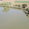 jezero-laguna-dron