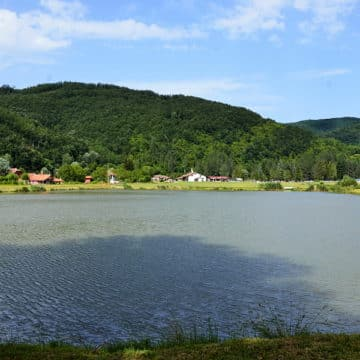 Jezero Sisevac Terme